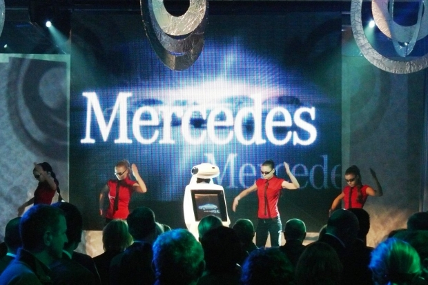 The Mercedes-Benz 125th Anniversary