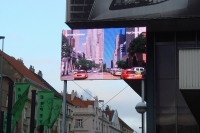 LED screen ERPET