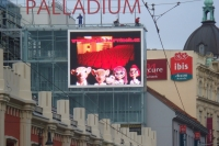 LED screen PALLADIUM