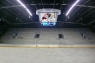 Multimedia cube for an ice stadium in Chomutov